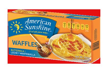 Waffles Buttermilk
